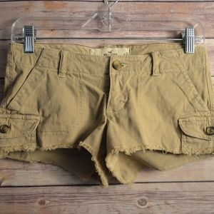 Hollister Cargo Cut-Off Shorts